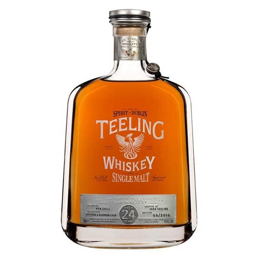 Виски Teeling, Single Malt Irish Whiskey, 24 Years Old