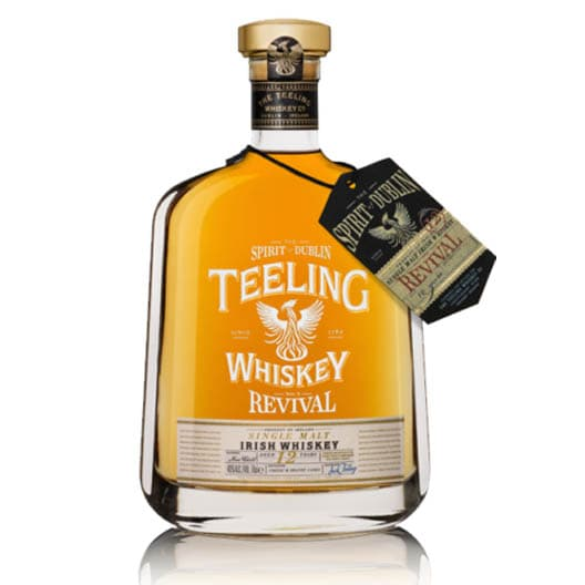 "Виски Teeling, Single Malt Irish Whiskey, ""The Revival Volume V"", 12 Years Old"