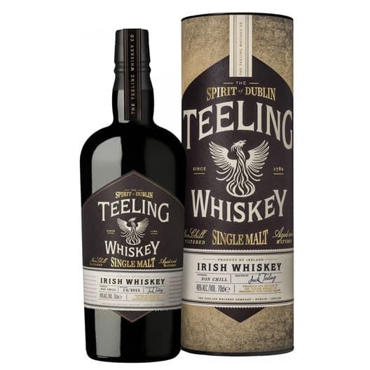 Виски Teeling, Single Malt Irish Whiskey