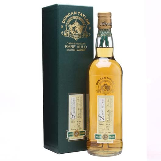 Виски Longmorn Duncan Taylor (Rare Auld) 1973-2004 30 y.o.