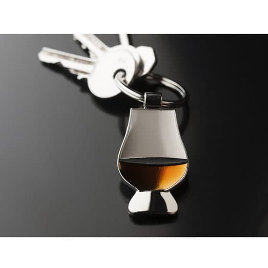 Брелок Бокал для виски Glencairn