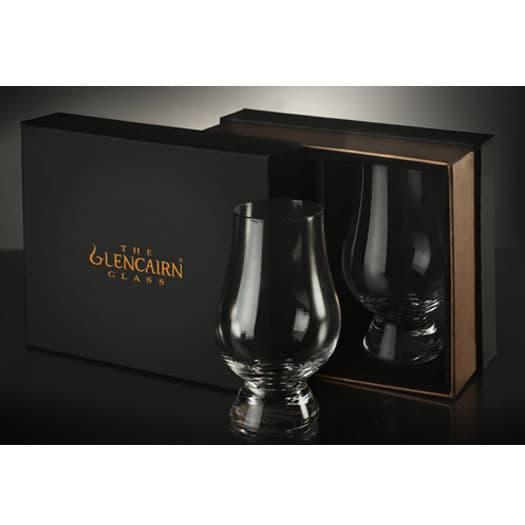 Набор 2 бокала для виски Glencairn в подарочной упаковке