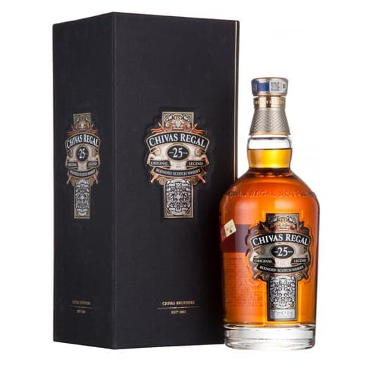 "Виски ""Chivas Regal"" 25 years old"