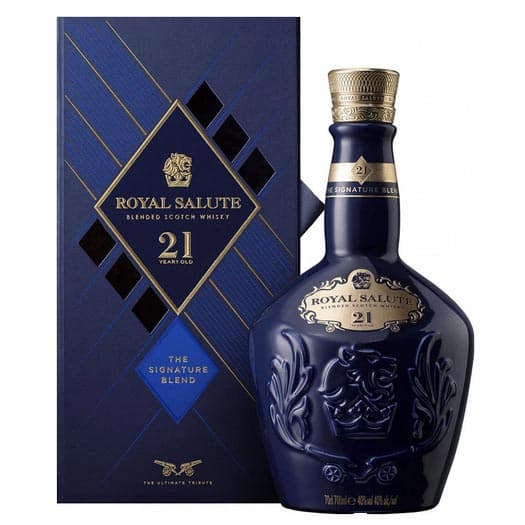 "Виски Chivas, ""Royal Salute"" 21 years old"