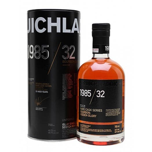 Виски Bruichladdich 1985 32 Year Old Rare Cask Series