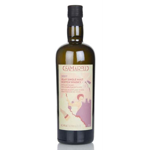 Виски Samaroli Caol Ila 2007 (bottled 2018)