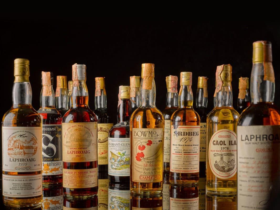 Легендарные виски Samaroli - теперь и на наших полках