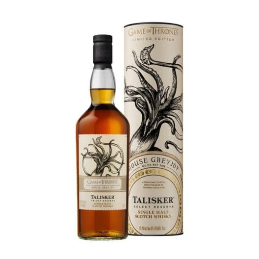 Виски Game of Thrones House Greyjoy Talisker Select Reserve