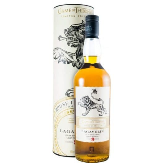 Виски Game of Thrones House Lannister Lagavulin 9 y.o.