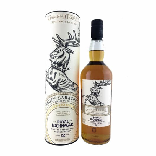 Виски Game of Thrones House Baratheon Royal Lochnagar 12 y.o.