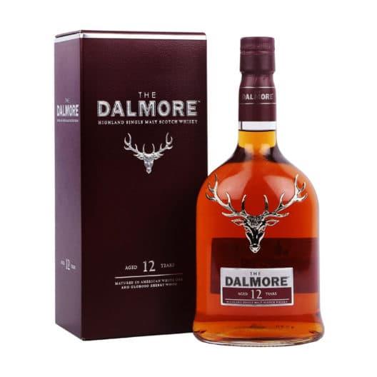 Виски Dalmore 12 y.o.