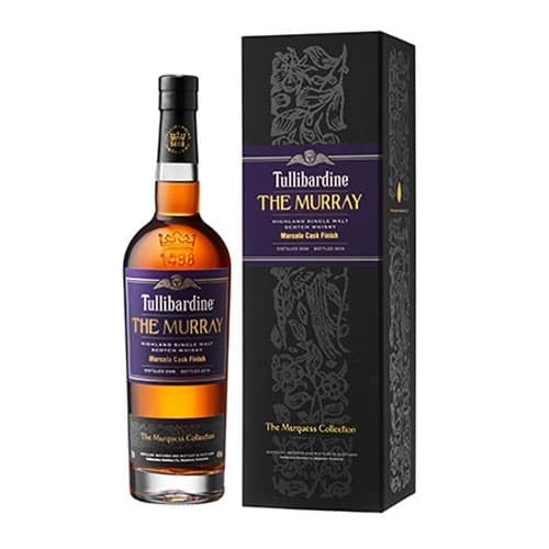 Виски Tullibardine The Murray Marsala Cask Finish