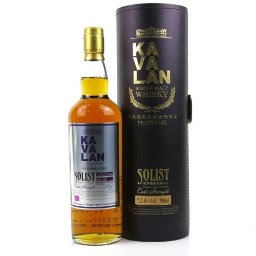 Виски Kavalan Solist Peaty Cask