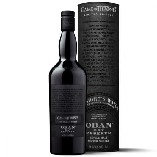 Виски Game of Thrones Night's Watch Oban Bay Reserve