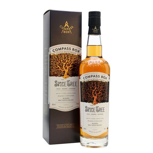 Виски Compass Box The Spice Tree