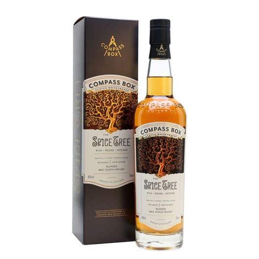 Виски Compass Box The Spice Tree