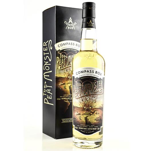 Виски The Peat Monster