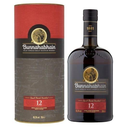 Виски Bunnahabhain 12 y.о.