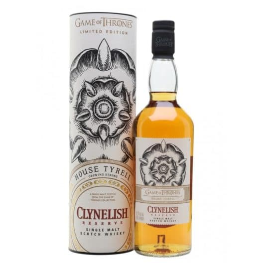 Виски Game of Thrones House Tyrell Clynelish Reserve