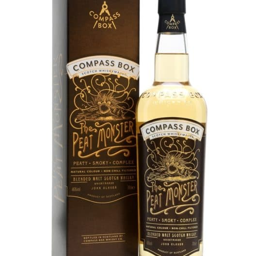 Виски Compass Box The Peat Monster