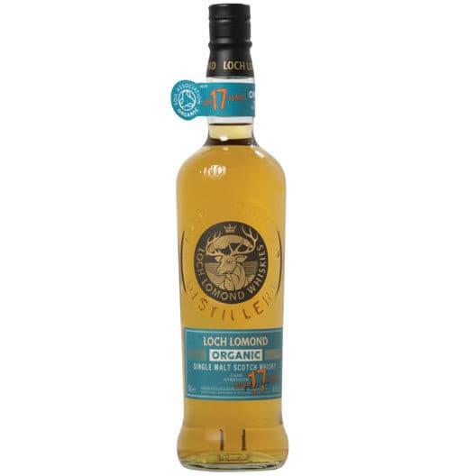 Органический виски Loch Lomond Organic 17 y.o.