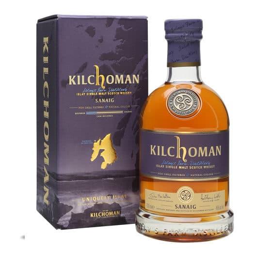 Виски Kilchoman Sanaig