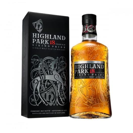 Виски Highland Park 18 Years Viking Pride