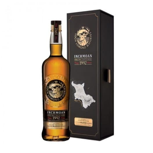 Виски Loch Lomond Inchmoan 1992
