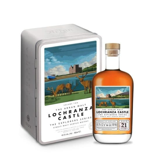 Виски ARRAN Lochranza Castle (Vol. 2) 21 y.o.