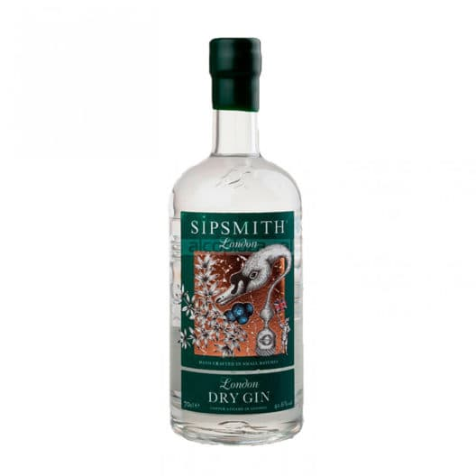 Джин Sipsmith London Dry Gin