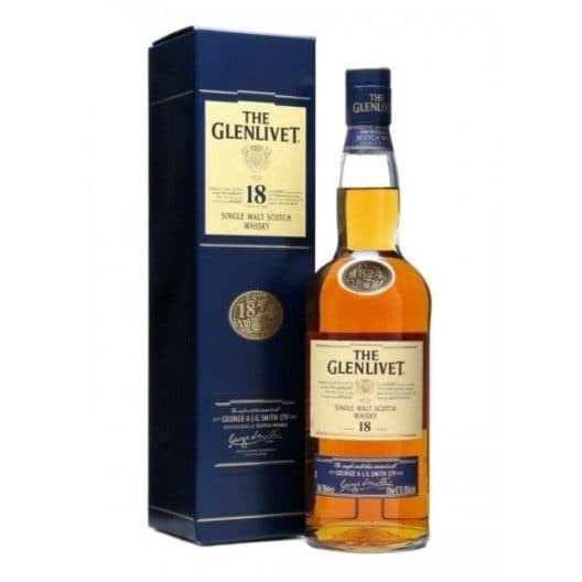 Виски The Glenlivet 18 y.o.