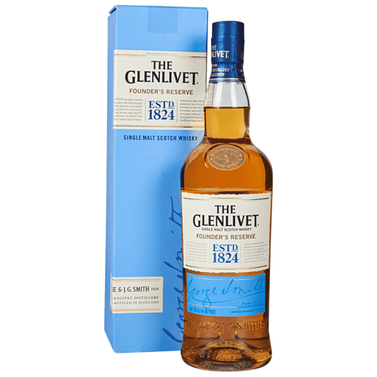 Виски The Glenlivet Founder's Reserve