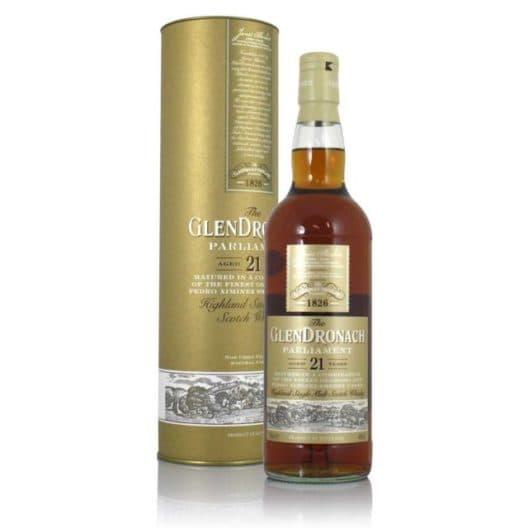 Виски Glendronach Parliament 21 y.o.