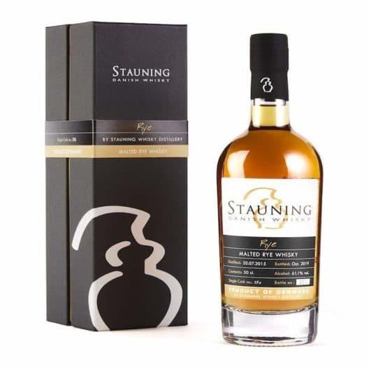 Виски Stauning Malted Rye
