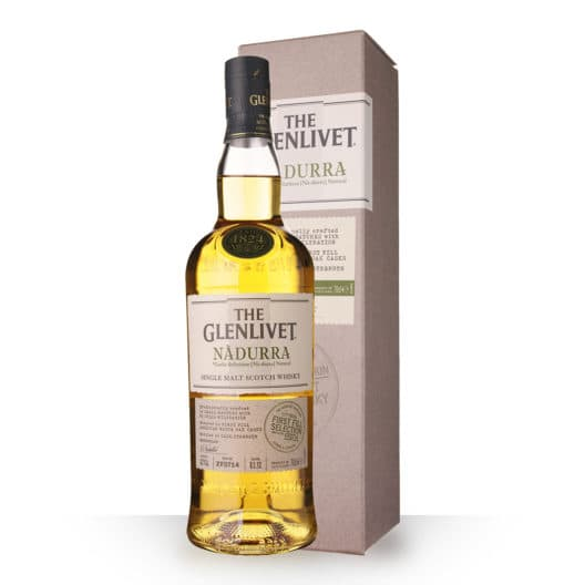 Виски The Glenlivet Nadurra First Fill Selection (Batch FF0714)