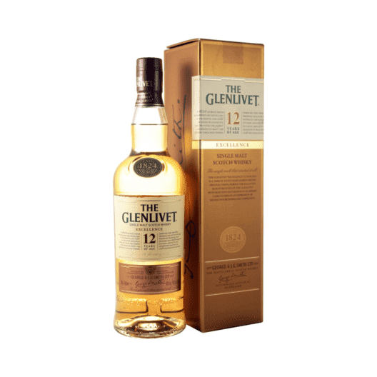 Виски The Glenlivet 12 y.o. Excellence