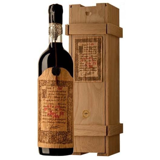 "Ликёрное вино Toro Albala, ""Don PX"" Convento Seleccion, Montilla-Moriles DOP, 1955"