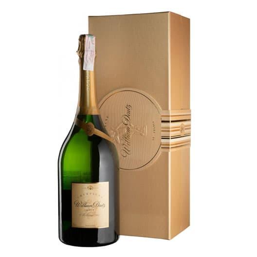 """Шампанское """"Cuvee William Deutz"""" Brut Blanc Millesime, 2006"""