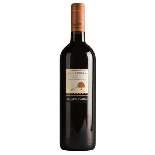 """Вино Arnaldo Caprai, """"Anima Umbra"""" Rosso, Umbria IGT, 2016"""
