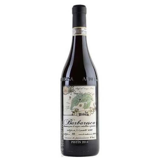 Вино La Bioca Pistin Barbaresco 2014