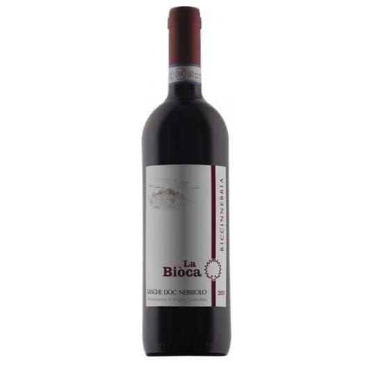 Вино La Bioca Riccinnebbia Langhe DOC Nebbiolo, 2016