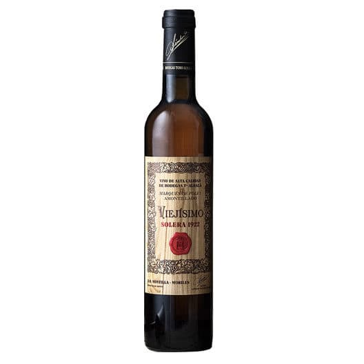 "Ликёрное вино Toro Albala, ""Marques de Poley"" Amontillado Viejisimo Solera, 1922"