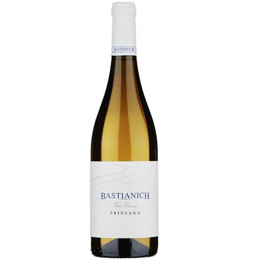 """Вино Bastianich """"Vigne Orsone"""" Friulano Friuli Colli Orientali DOC"""