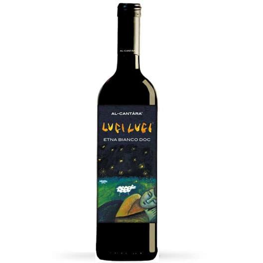 """Вино Al-Cantаrа """"Luci Luci"""" Etna Bianco DOC"""