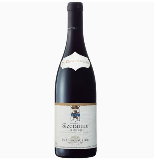 "Вино M. Chapoutier Hermitage ""Monier de La Sizeranne"" AOC 2014"