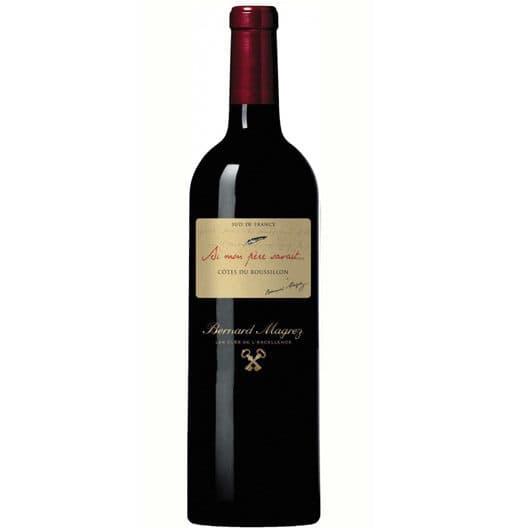 "Вино Bernard Magrez ""Si mon pere savait"" Cotes du Roussillon AOC"