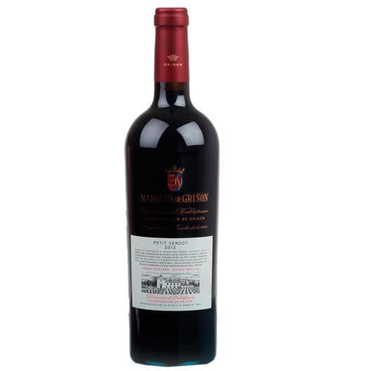 Вино Marques de Grinon Petit Verdot 2014