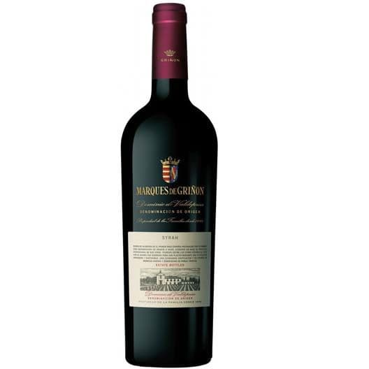 Вино Marques de Grinon Syrah 2014