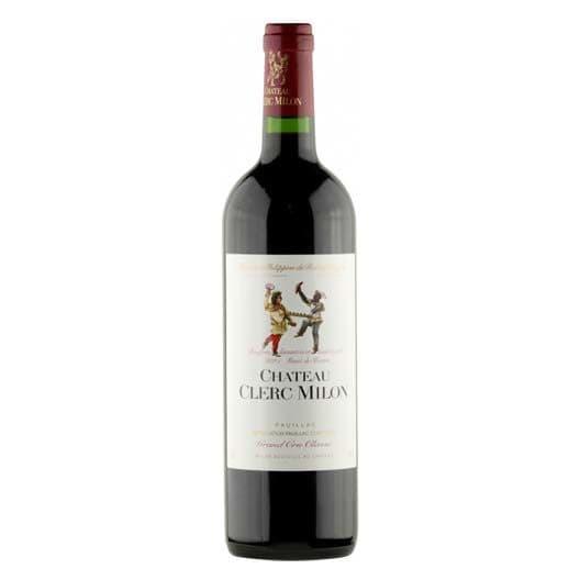 Вино Chateau Clerc Milon, Grand Cru Classe Pauillac AOC, 2009