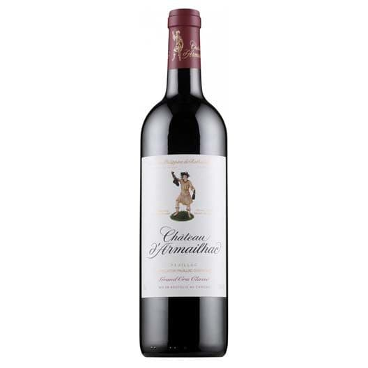 Вино Chateau d'Armailhac, Pauillac AOC 5-me Grand Cru Classe, 2011